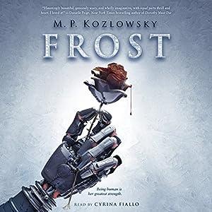 Frost | Livre audio
