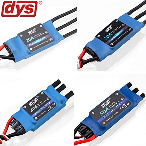 DYS 10A   20A   30A   40A 26S Speed Controller (Simonk Firmware) ESC for XCopter Quadcopter Multicopter   DYS 30A