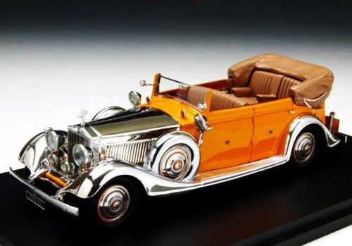 1/43 ロールスロイス ファントムII Thrupp&Maberly`Star of India`1934 NEO45409の商品画像