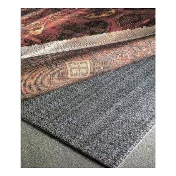 5u0027 X 8u0027 Teebaud Non Skid Reversible Rug Pad For Rugs On Carpet And Hard  Floor Surfaces