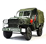 GL&G Retro manual Iron art military car model Birthday gift Home Decorations metal Crafts bar Cafe Collectible Vehicles Ornaments Keepsakes,351721cm