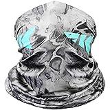 KastKing Sol Armis Neck Gaiter - UPF 50 Face Mask - UV Sun Protection Gaiter Sun Mask for Men & Women, Fishing, Hiking, Kayaking Mask, Prym1 Camo