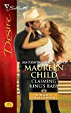 Claiming King's Baby (Silhouette Desire)