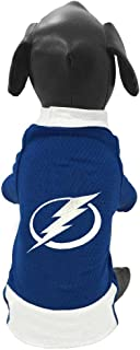 product image for All Star Dogs Tampa Bay Lightning Pet Mesh Sports Jersey