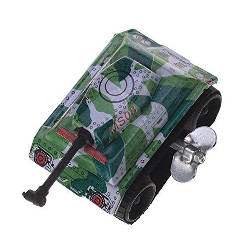Wind Up Clockwork Toy Tank Kids Party Favours Generic JPA15009157