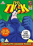 The Tick - Complete Season Three [1996] [DVD]