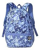 Victoria's Secret Pink Collegiate Backpack Tie Dye Logo Blue School Bag NWT