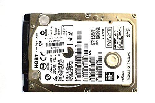 HP 634862-001 HD 2.5 320GB SATA 7200RPM - Hp Tablet 3g