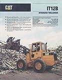 1990 Caterpillar Integrated Toolcarrier Loader Brochure
