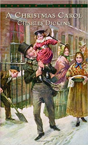 A Christmas Carol: Charles Dickens: 9780553212440: Amazon.com: Books