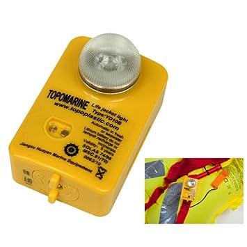 lampe flash pour gilet de sauvetage