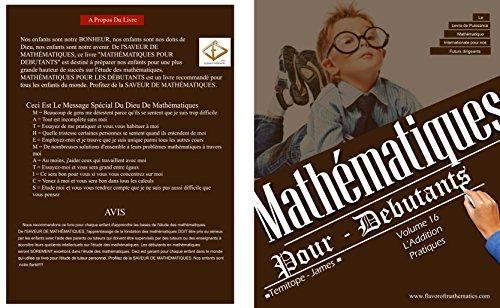 L'ajout……Pratique   (Volume 16): Mathematiques Pour Debutants (French Edition)