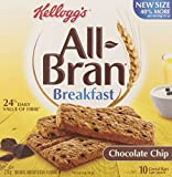 Kellogg's All Bran Chocolate Chip Bars 210g