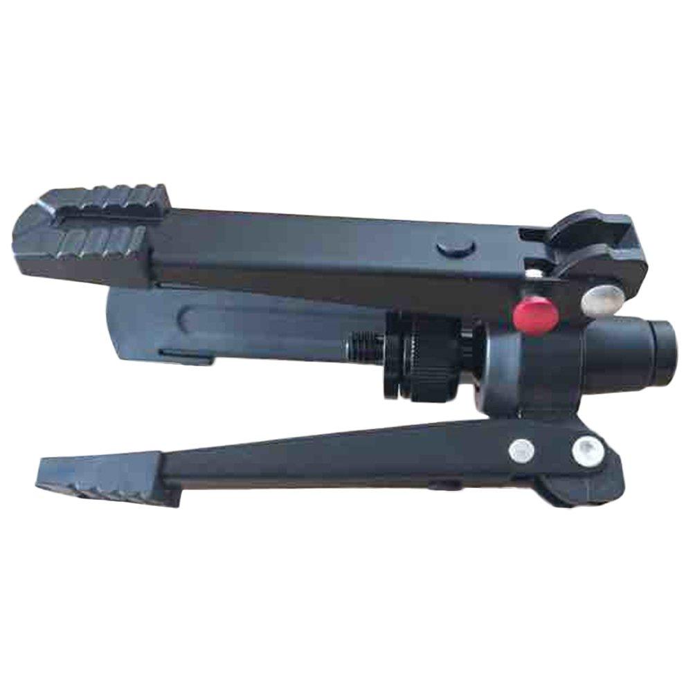 ink2055写真ビデオ三脚Monopad Supporter one-legged 3つClaw足ホルダー, D09460LPZHWC94191N8F5PH6  ブラック B07BR432F1