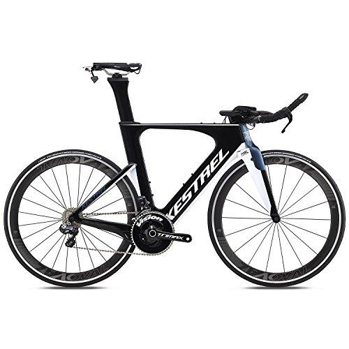 Kestrel 5000 SL Ultegra Di2 Triathlon Road Bike - 2017 60 BLACK Kestrel