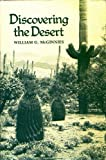 Discovering the Desert : The Legacy of the Carnegie Desert Botanical Laboratory, McGinnies, William G., 0816507198