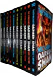 Darren Shan Demonata 10 Books Collection Set Pack (Darren Shan Collection) (Wolf Island, Deaths Shadow, Hells Heroes, Bec, Blood Beast, Dark Calling, Lord Loss, Demon Thief, Slawter, Demon Apocalypse)