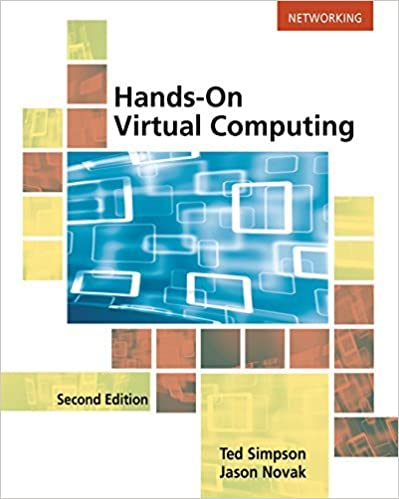 Book Hands on Virtual Computing [3/16/2017] Ted Simpson