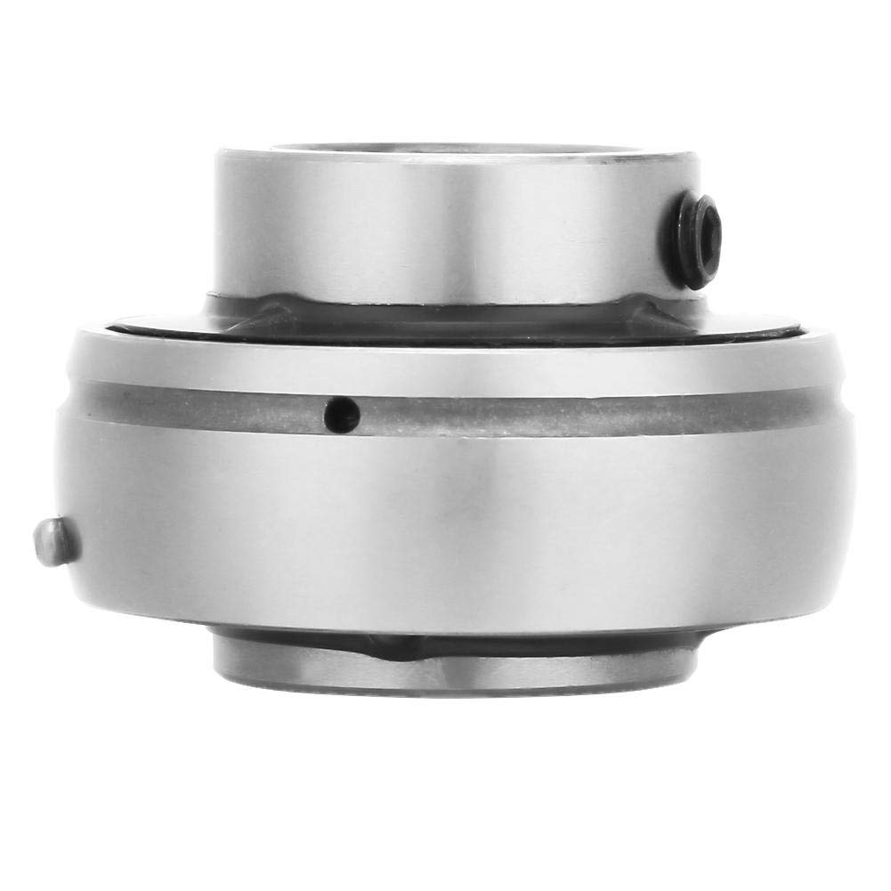 Plated Insert Mounted Ball Bearing Durable Plated Insert Mounted Ball Steel Bearing UC204 20mm for Industrial