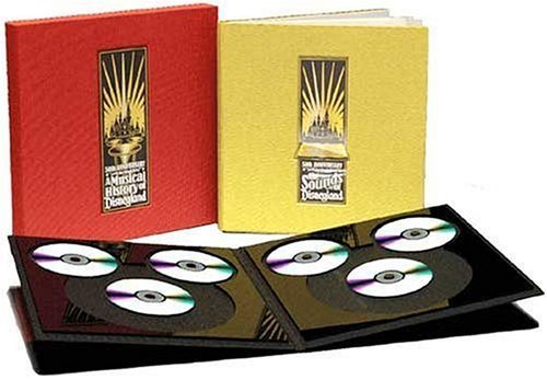 A Musical History of Disneyland, 50th Anniversary by Musical History Box