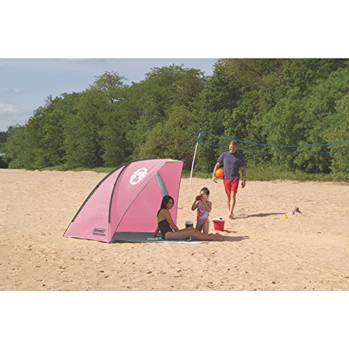 Coleman Compact Shade Shelter, Pink