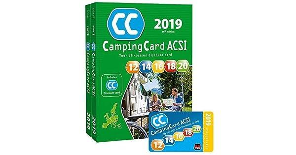 Amazon.com: CampingCard 2019 GPS 20 countries (9789492023698 ...