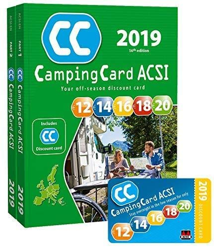 CAMPINGCARD 2019 GPS 20 COUNTRIES