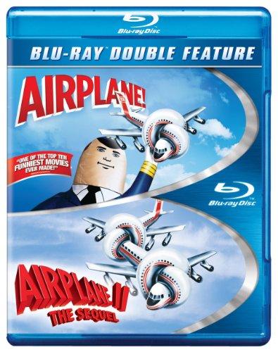 Airplane / Airplane II: The Sequel [Blu-ray]
