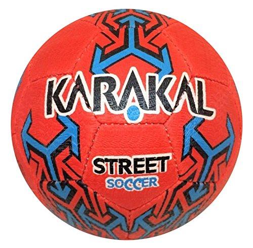 Karakal Street Football – サイズ5 – サイズ5 B0797TDYQP