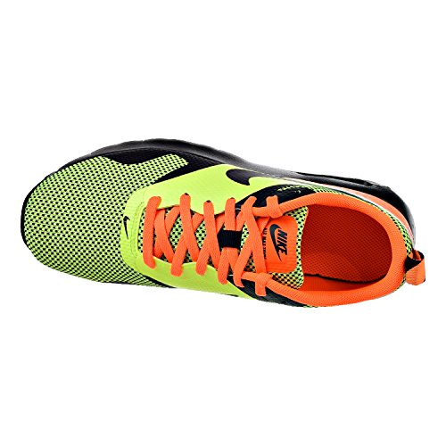 Nike Air Max Tavas (Gs), Zapatillas de Running para Niños, Amarillo (Amarillo (Volt/Black-Total Orange)), 37 1/2 EU