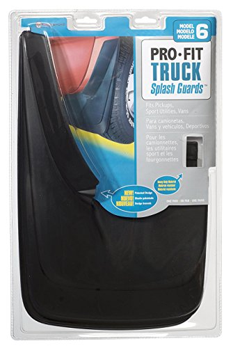 - RoadSport 6416 Pro Fit Truck/SUV/Van Splash Guard