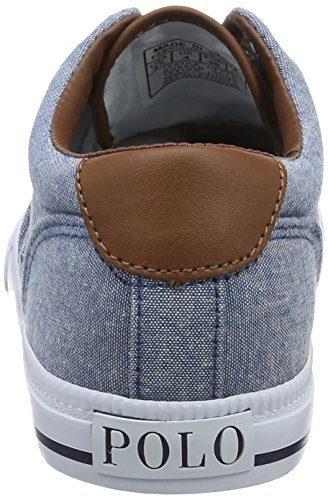 Blaue Polo Ralph Lauren Sneaker VAUGHN II KIDS - 38