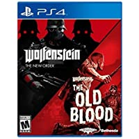 Wolfenstein: the Two Pack for Playstation 4