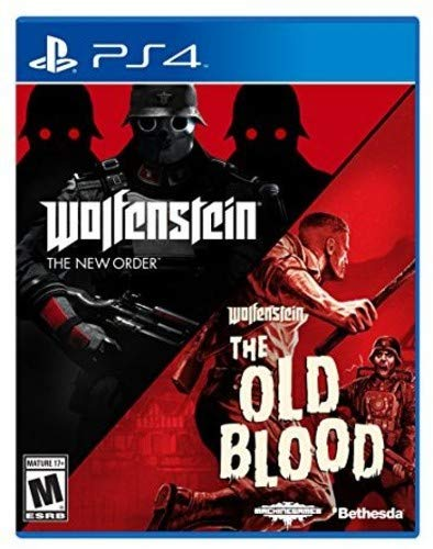 Wolfenstein: The Two-Pack - PlayStation 4 [video game]