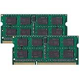 BUFFALO ノートPC用互換増設メモリ PC3-10600(DDR3-1333) 4GB×2枚組 D3N1333-4GX2/E