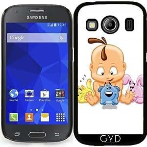 Funda para Samsung Galaxy Ace 4 (SM-G357) - Bebé Hr Con Juguetes by Cadellin