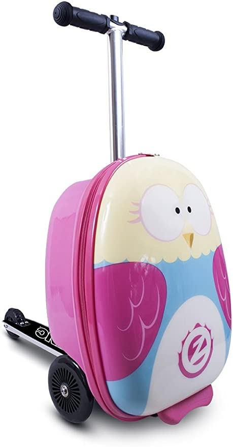 ZincFlyte Flyte ZC03909 Kids Luggage Scooter 18