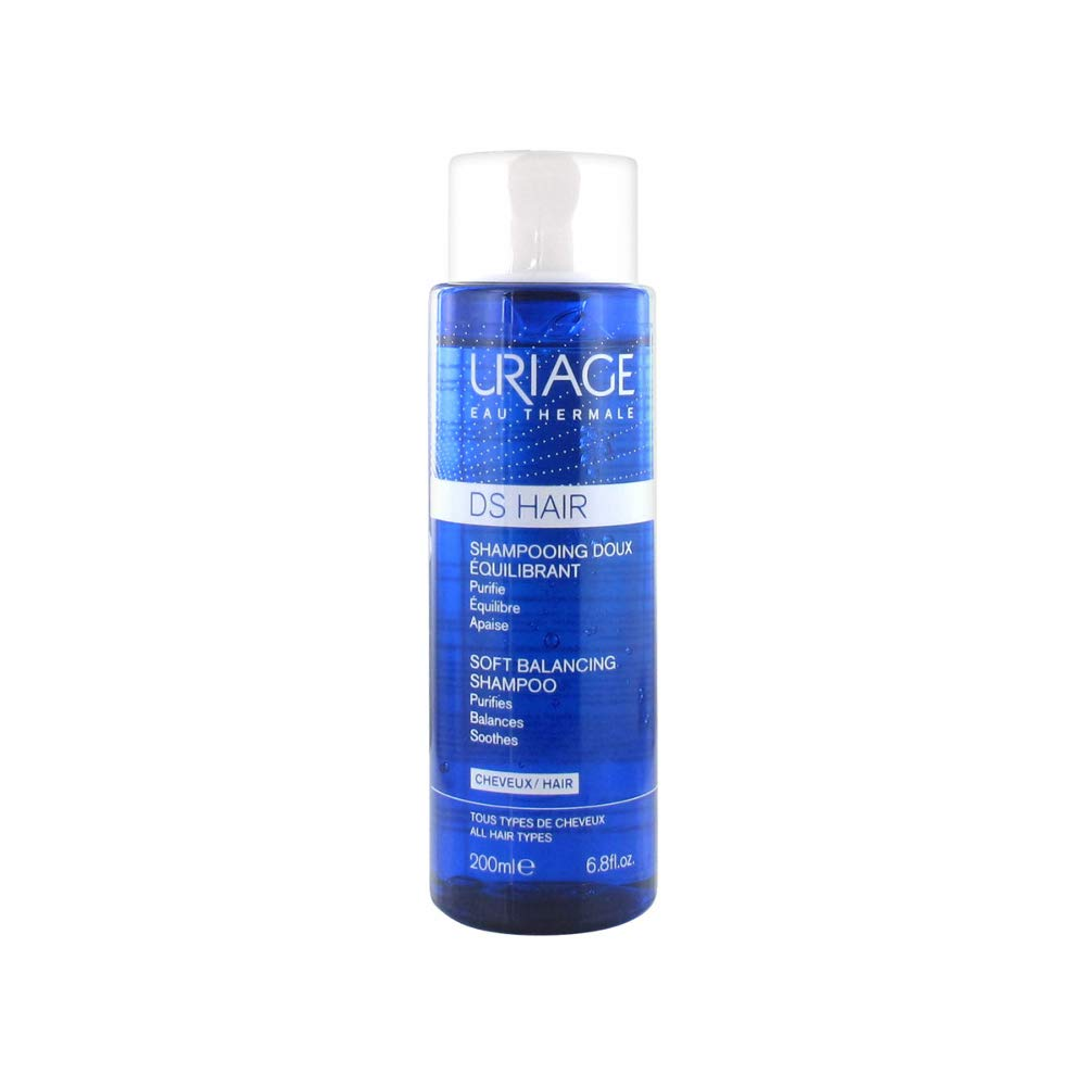 D.S. by Uriage Eau Thermale Soft Balancing Shampoo 200ml