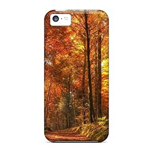 XiFu*MeiPremium Path In The Forest Case For iphone 5/5s- Eco-friendly PackagingXiFu*Mei