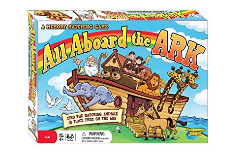 Continuum Games All Aboard The Ark Board Games by Continuum Games