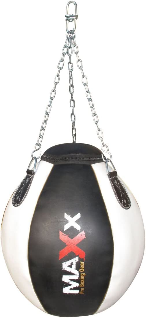 package FREE CHAIN choice of colours New Maxx Wrecking ball punch bag set