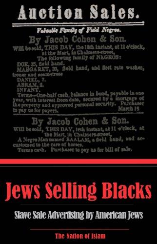 Jews Selling Blacks
