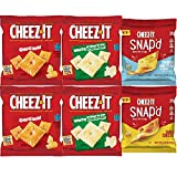 Crackers Variety Pack Individually Wrapped