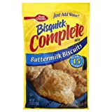 Bisquick Complete Mix Buttermilk Biscuits 7.5 Oz 12 Packs