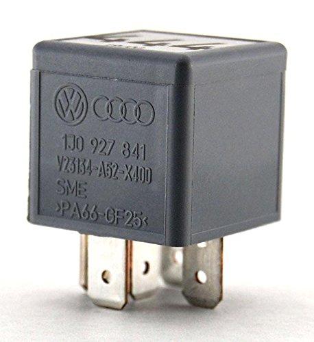 (Genuine VW Audi ESP Relay 1J0-927-841-1J0927841 Electronic Stability Control)