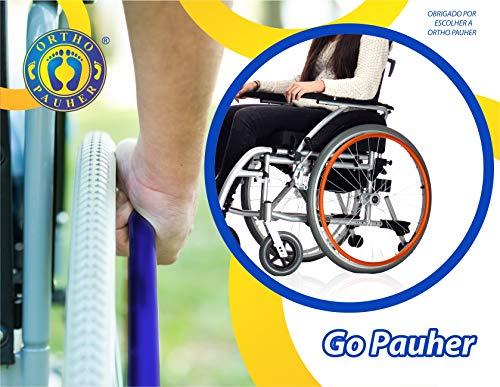 Protetor Ortopédico para Otimização da Mobilidade, Ortho Pauher, Laranja, 22