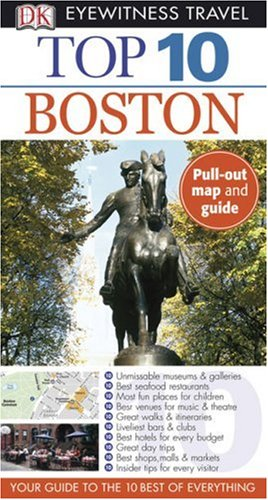 Top 10 Boston (Eyewitness Top 10 Travel Guides)