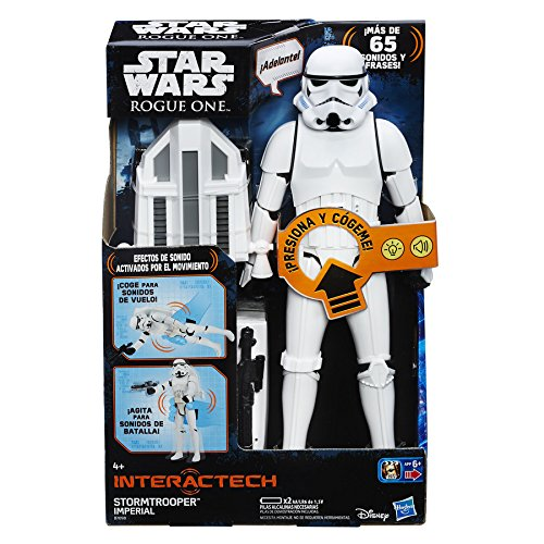 Star Wars Rogue One Figura interactiva 30 cm Hasbro B7098105