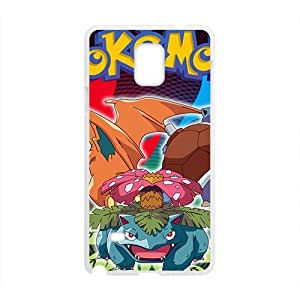 SVF Anime cartoon Pokemon Phone case for Samsung galaxy note4