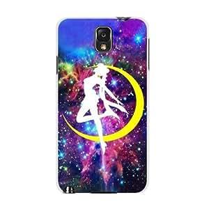 Sailor Moon Beautiful Shadow Starry Sky For SamSung Galaxy S6 Case Cover Hard Plastic CustomDIY